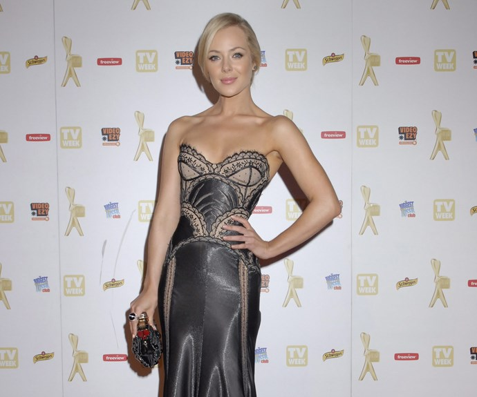 In 2010 she was nominated for Best Actress, but lost out to her on-screen mother Rebecca Gibney. At least it stayed in the *Rafters* family. Although she went home without an award, check out that dress! She certainly won in the style stakes that year.