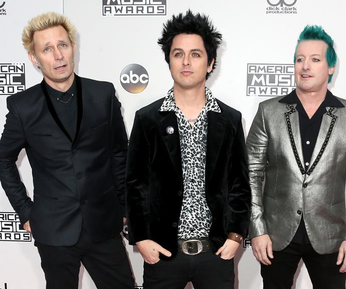 Green Day are back and no these boulevard dreams are anything but broken!