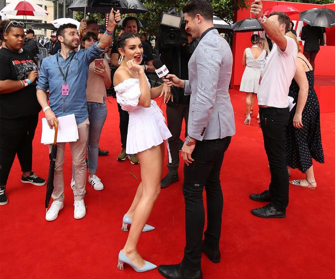 Feelin super love for Charli XCX and her incredible shoes!
