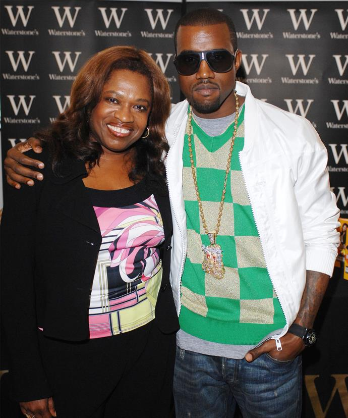 Kanye reportedly struggles over the holiday period and misses his late mother, Donda West, terribly.