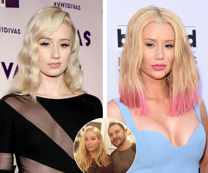 "Iggy Azalea has penned a surprising tribute to her friend and plastic surgeon, Dr. Ashkan Ghavami, who she deems is ""the reason I have fabulously perky boobs"". On his birthday, the Aussie rapper thanked the doctor for her ""fabulous nose"", which is reportedly the first under-the-knife session she ever had to achieve her current look."