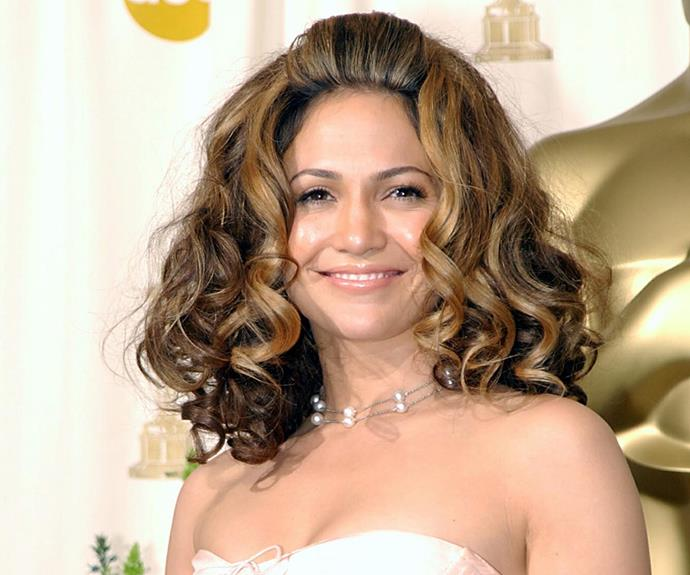 While we love a crown full of curls, Jennifer Lopez's Oscars up-do stands out (and up) - possibly to the dismay of those sitting behind her...