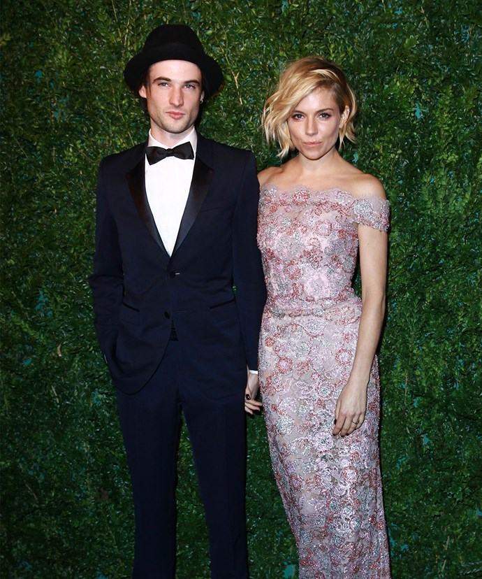 Tom and Sienna, who became parents in 2012, were together for four years.