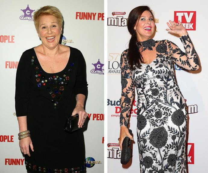 "Back in August, it was revealed by [*Woman's Day*](http://www.womansday.com.au/style-beauty/health-body/julia-morris-20kg-weightloss-13406|target=""_blank""