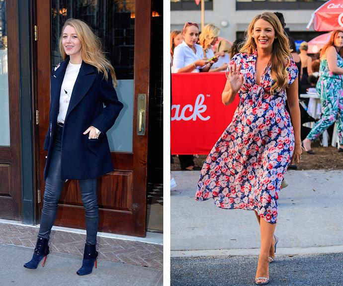 Blake Lively is the Hollywood poster girl for a summery floral dress.