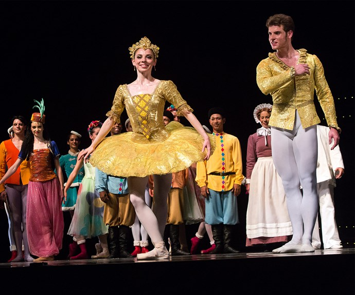 Queen Margrethe designed the sets and costumes for a 2012 production of The Nutcracker and tweaked them for the 2016 run.