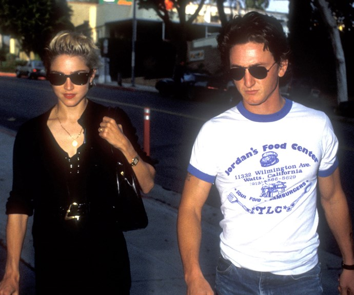 "The pair were Hollywood's ""it couple"" in the '80s."