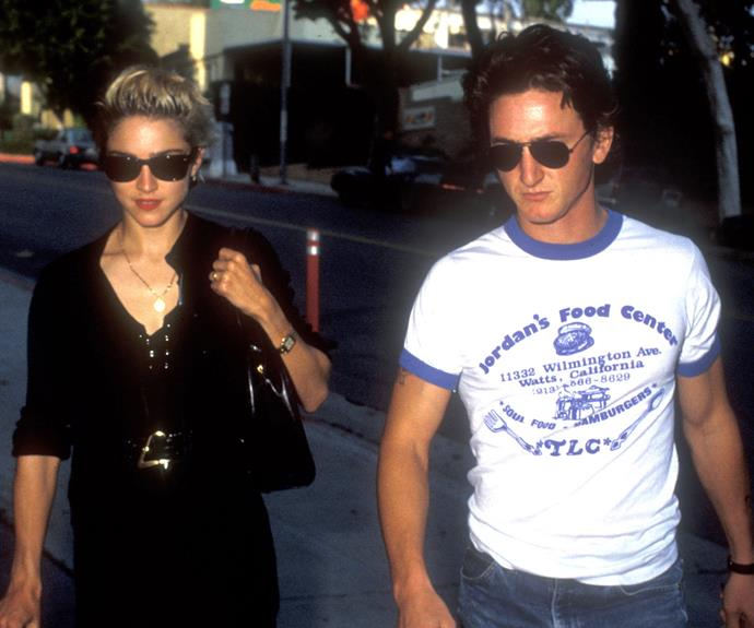 """The pair were Hollywood's """"it couple"""" in the '80s."""
