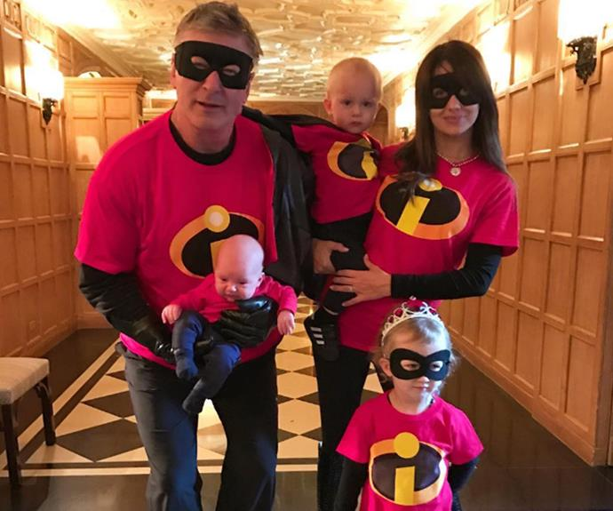 Lucky number three! Actor Alec Baldwin and wife Hilaria Baldwin announced the safe September arrival of their third child together, a son, Leonardo Ángel Charles Baldwin.