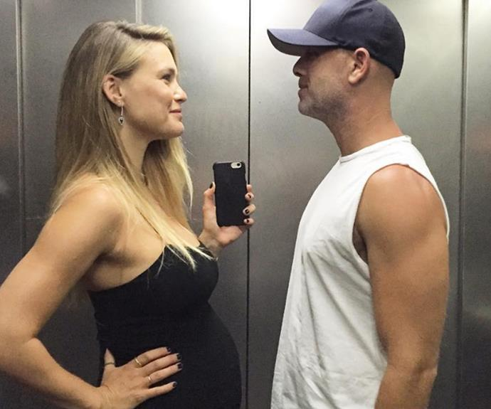 In August, model Bar Refaeli and her husband Adi Ezra were overjoyed at the delivery of their little bundle of joy, daughter Liv, at Tel Aviv's Ichilov hospital.
