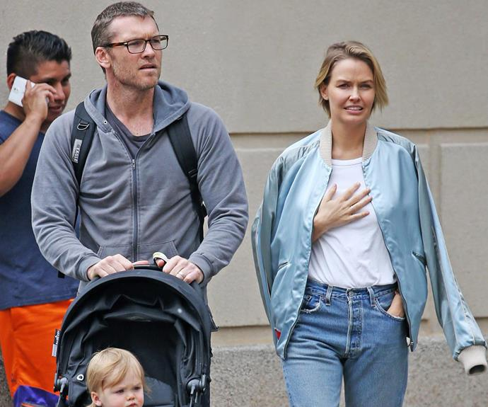 It is believed Aussie beauty Lara Worthington and her handsome hubby Sam welcomed their second child, a son, into the world in October. The bub now joins big brother Rocket Zot.
