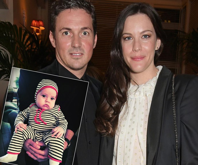 "In July, Liv Tyler became a mummy for the third time, confirming she and fiancé Dave Garner welcomed a daughter, Lula Rose Gardner. ""We are sooooo happy heart exploding with love !!!!!"" she shared at the time."