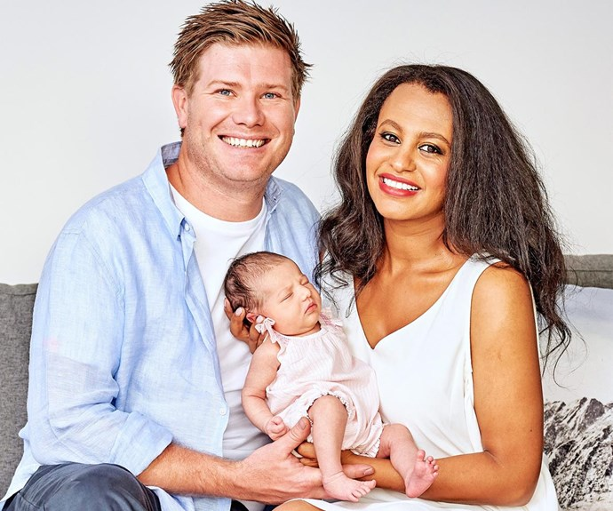 "The first ever baby from the series *Married At First Sight Australia* was born in November to parents Alex Garner and Zoe Hendrix. Harper-Rose Garner was [introduced exclusively](http://www.womansday.com.au/celebrity/tv-personalities/mafs-zoe-hendrix-and-alex-garner-welcome-a-baby-girl-17184|target=""_blank""