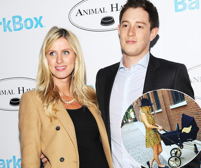 A new heiress was born as Nicky Hilton and husband James Rothschild welcomed their first daughter in New York City on July 8.