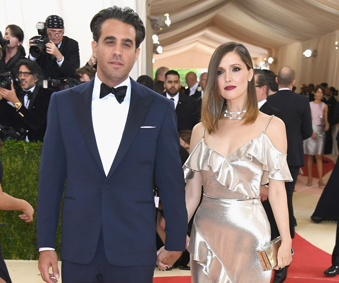 Aussie actress Rose Byrne and her partner Bobby Cannavale became first-time parents to son Rocco in February.