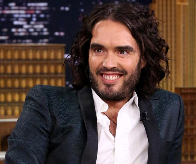 While we don't yet know the exciting details of his first bub, comedian Russell Brand became a first-time daddy with fiance Laura Gallacher in November.