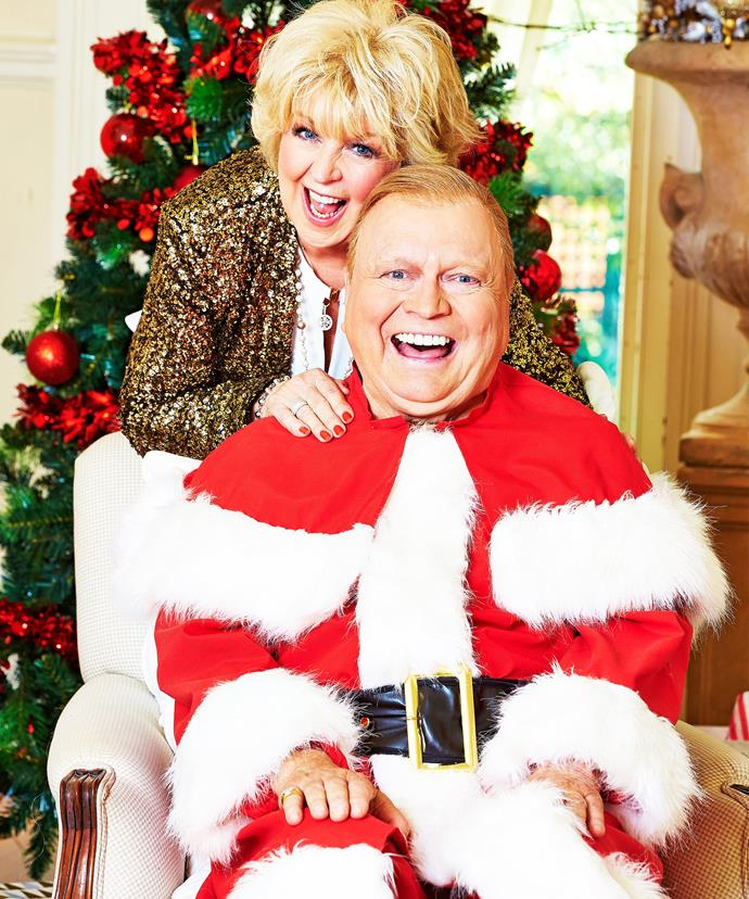 Bring out the mistletoe! Bert and Patti just celebrated their 42nd wedding anniversary.