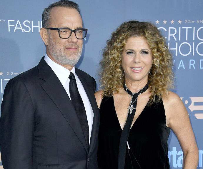 Hollywood love birds Tom Hanks and Rita Wilson enjoyed a date night out!