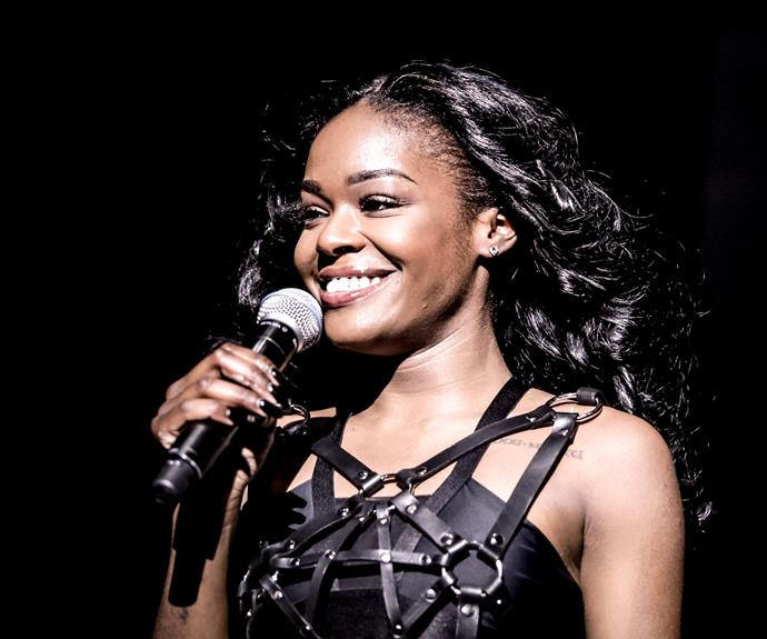 In typical Azealia fashion, the rapper reached out to her followers on social media for support