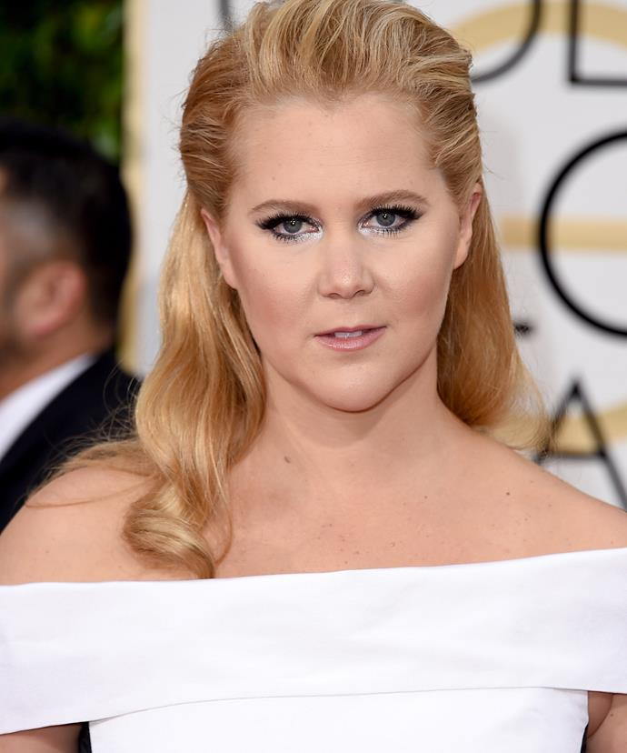 Move over, Santa Claus - Amy Schumer has arrived.