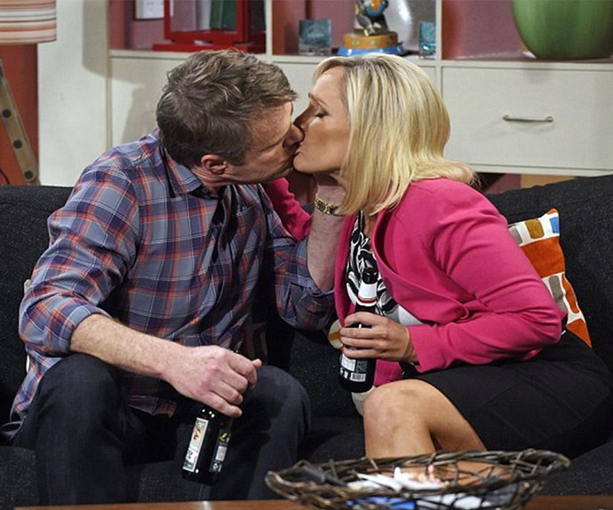Damien and Fifi's sizzling on-screen chemistry has spilled into real life!