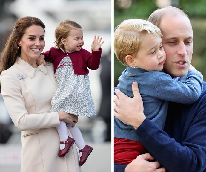 Putting the kids' needs first is the most important thing for Kate and Wills.