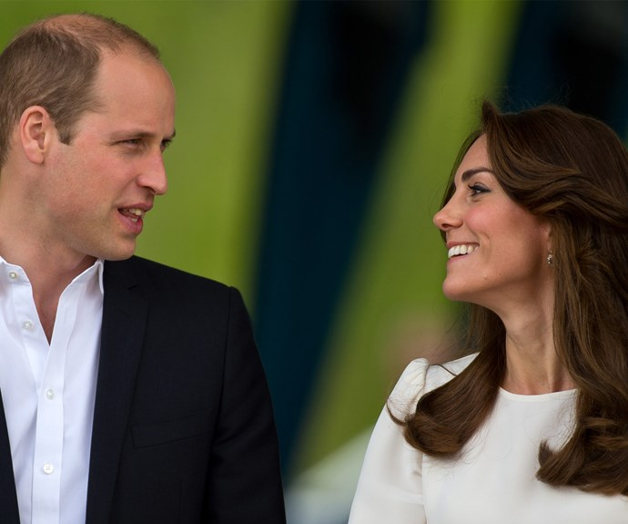 **Feeling the love:** The Duchess of Cambridge seems to just blossom with age. Getting more comfortable in her skin, the now 37-year-old has breathed new life into the royal family.