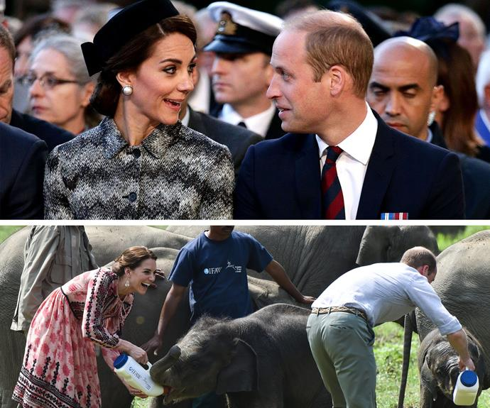 **Their spark is electrifying:** You know how people get a glow when they return from holidays? The Duke and Duchess seem to have held on to their slice of heaven for an entire marriage!