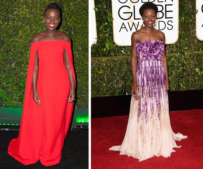 Lupita Nyong'o never puts a foot wrong!