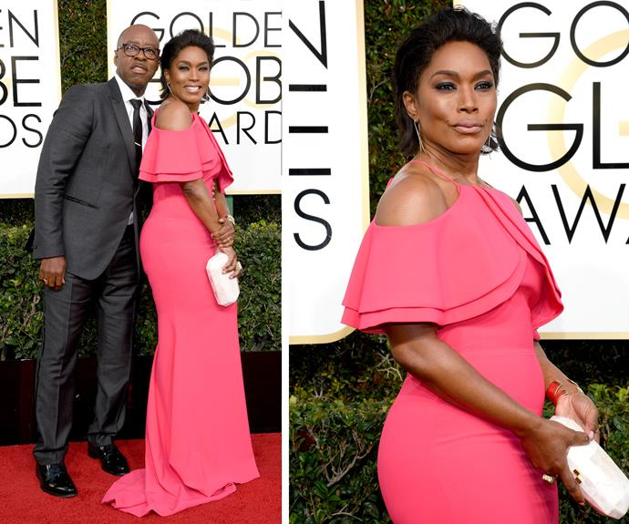 Angela Bassett and husband Courtney B. Vance are more in love than ever!