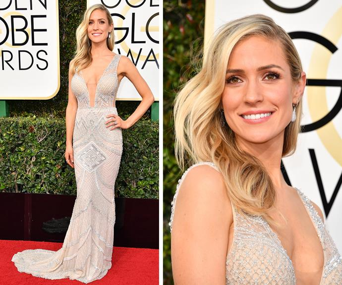 Kristin Cavallari knows how to work the red carpet!