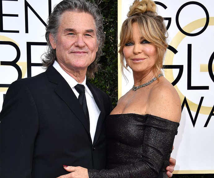 There's nothing more comforting than seeing Kurt and Goldie making us swoon on the red carpet.