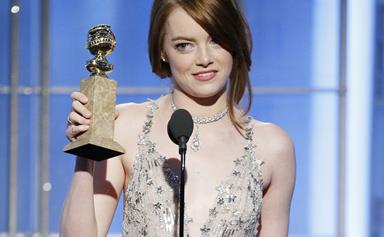 All the action from the 2017 Golden Globes awards ceremony