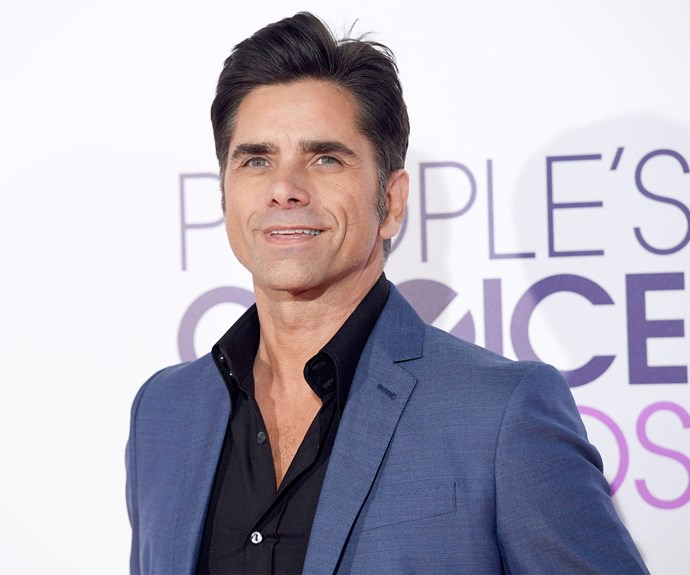 Hola John Stamos... How does Uncle Jesse still look this good?