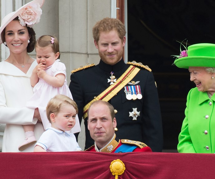 Tom hopes the incident won't damage his half-sister's relations with the British Royal Family.
