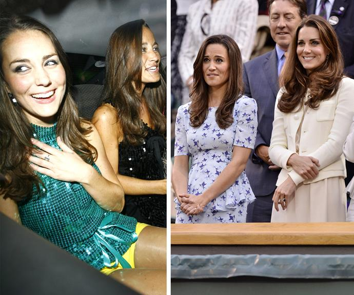 No doubt Kate has A LOT planned to celebrate her little sister's impending nuptials