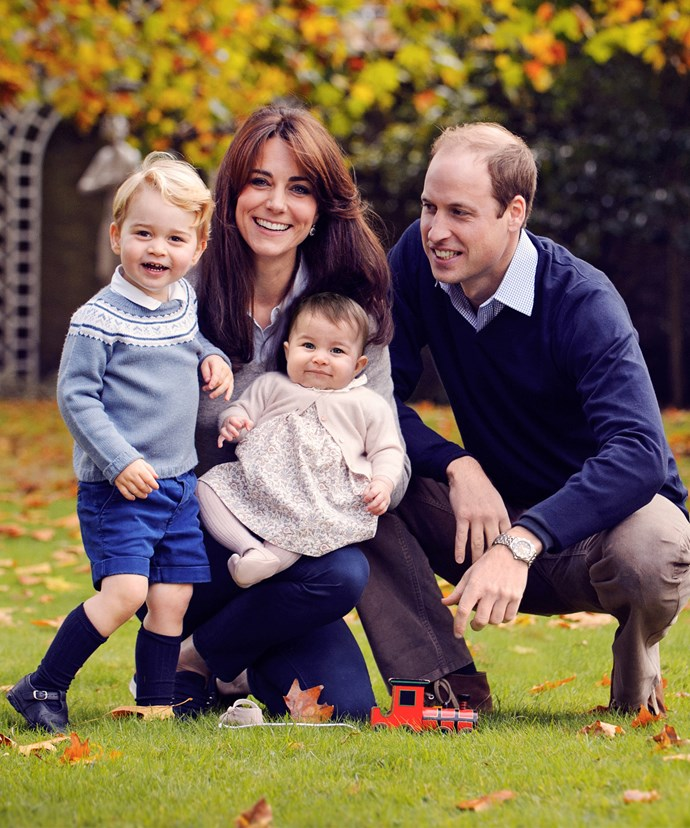The family adored their time in Norfolk but are now ready to settle into London life!