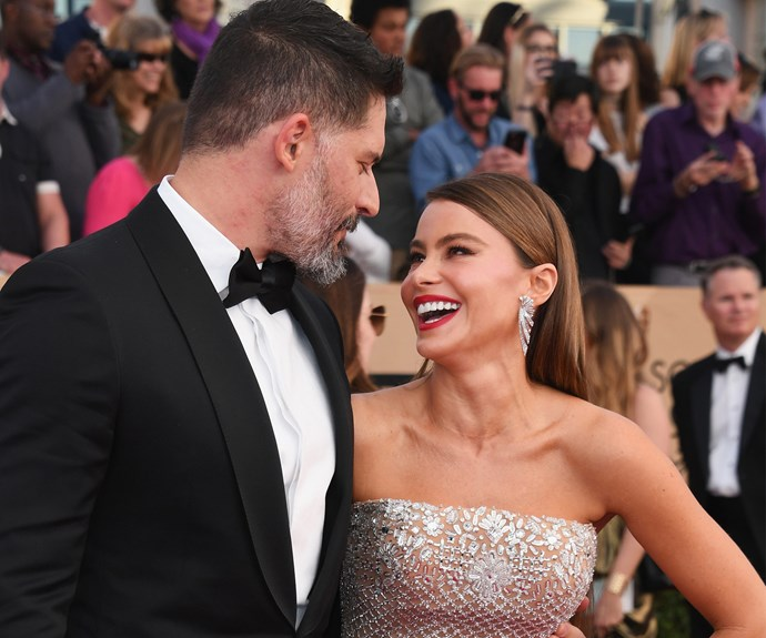 The way Sofia and Joe look at each other is pure magic!
