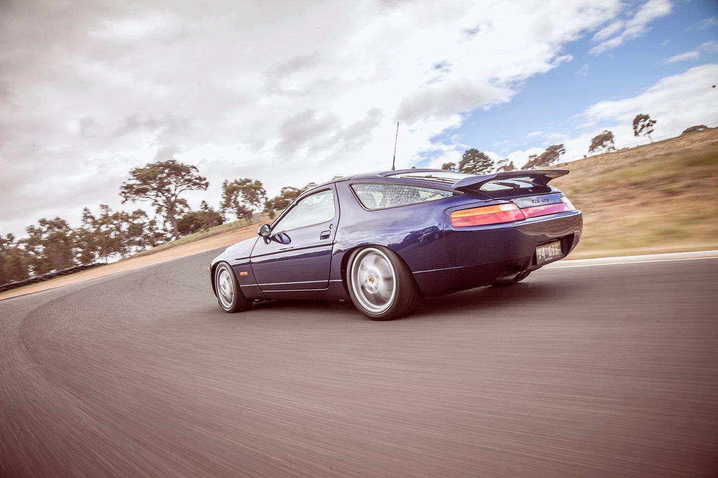 Bucket List: Porsche 928 GTS