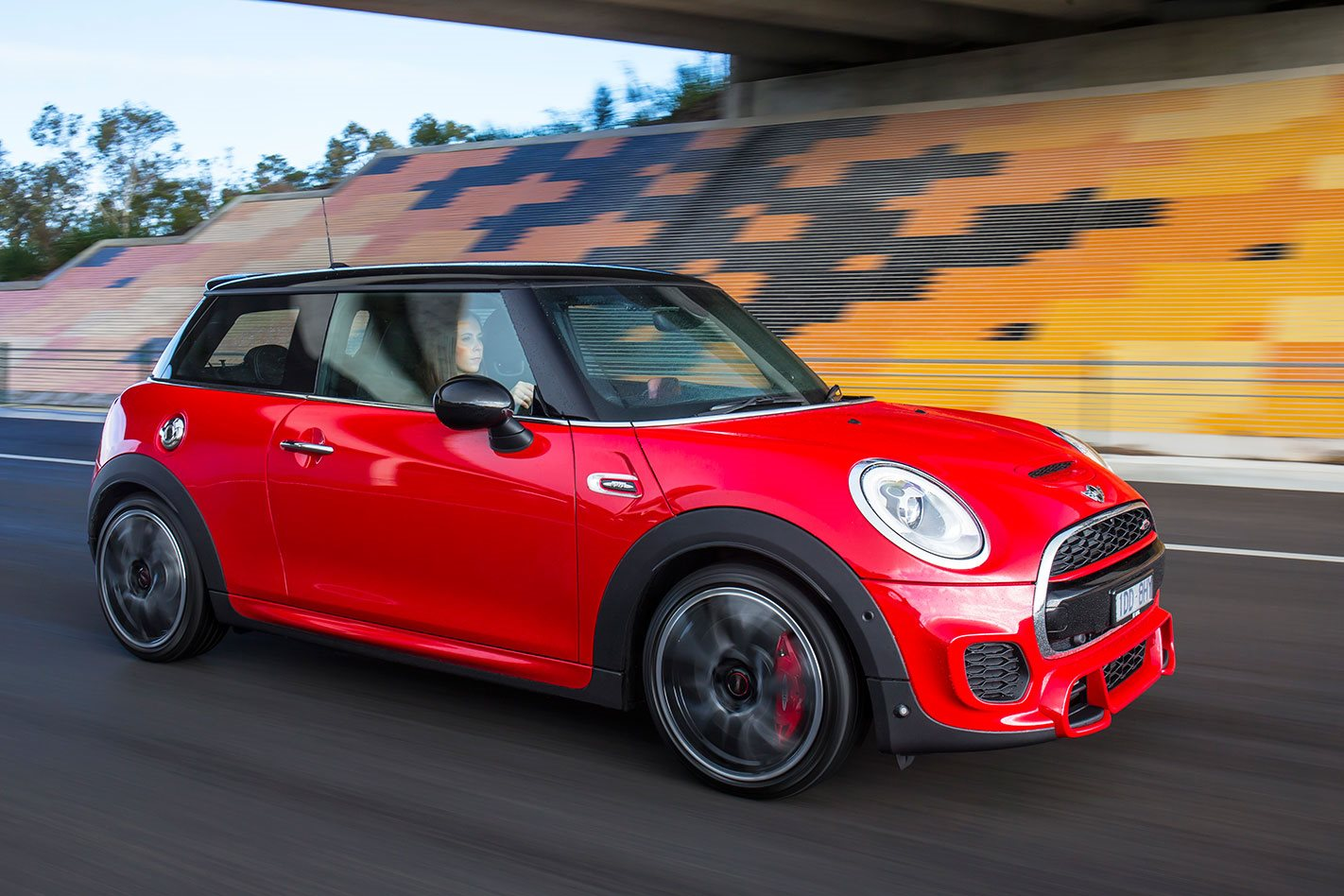 2015 Mini John Cooper Works Review