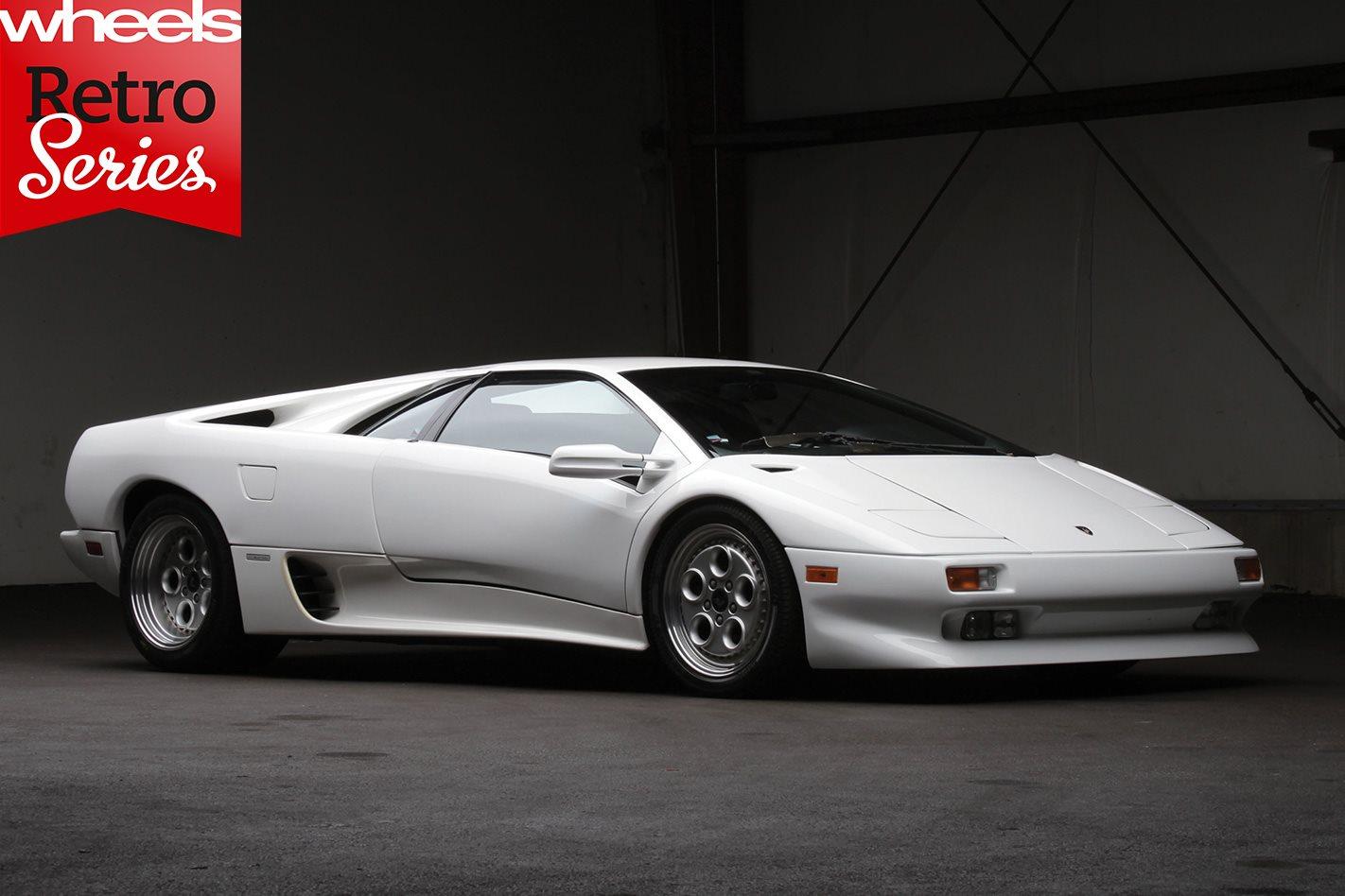 1990 Lamborghini Diablo Retro Series