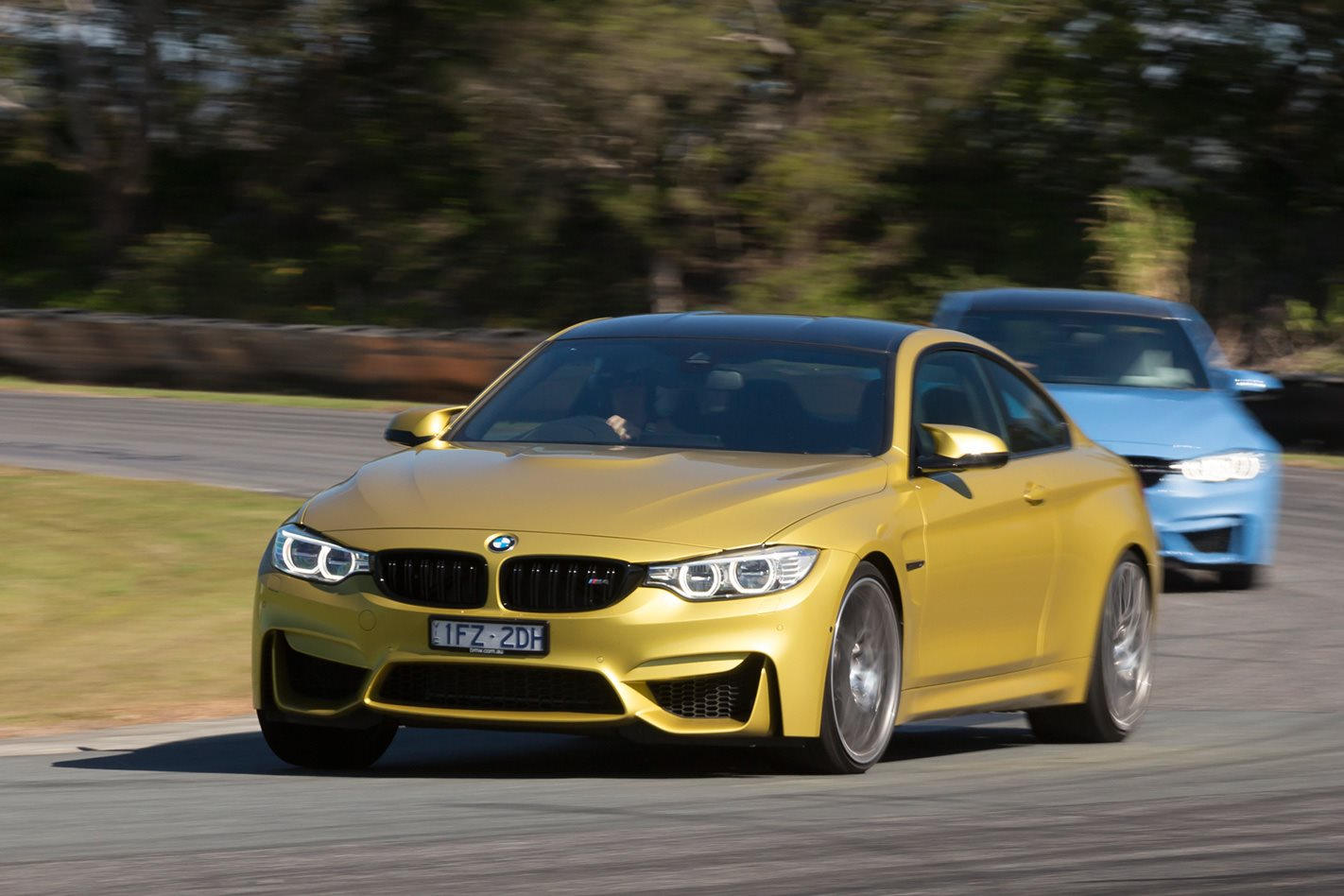 2016 BMW M3/M4 Competition pack review