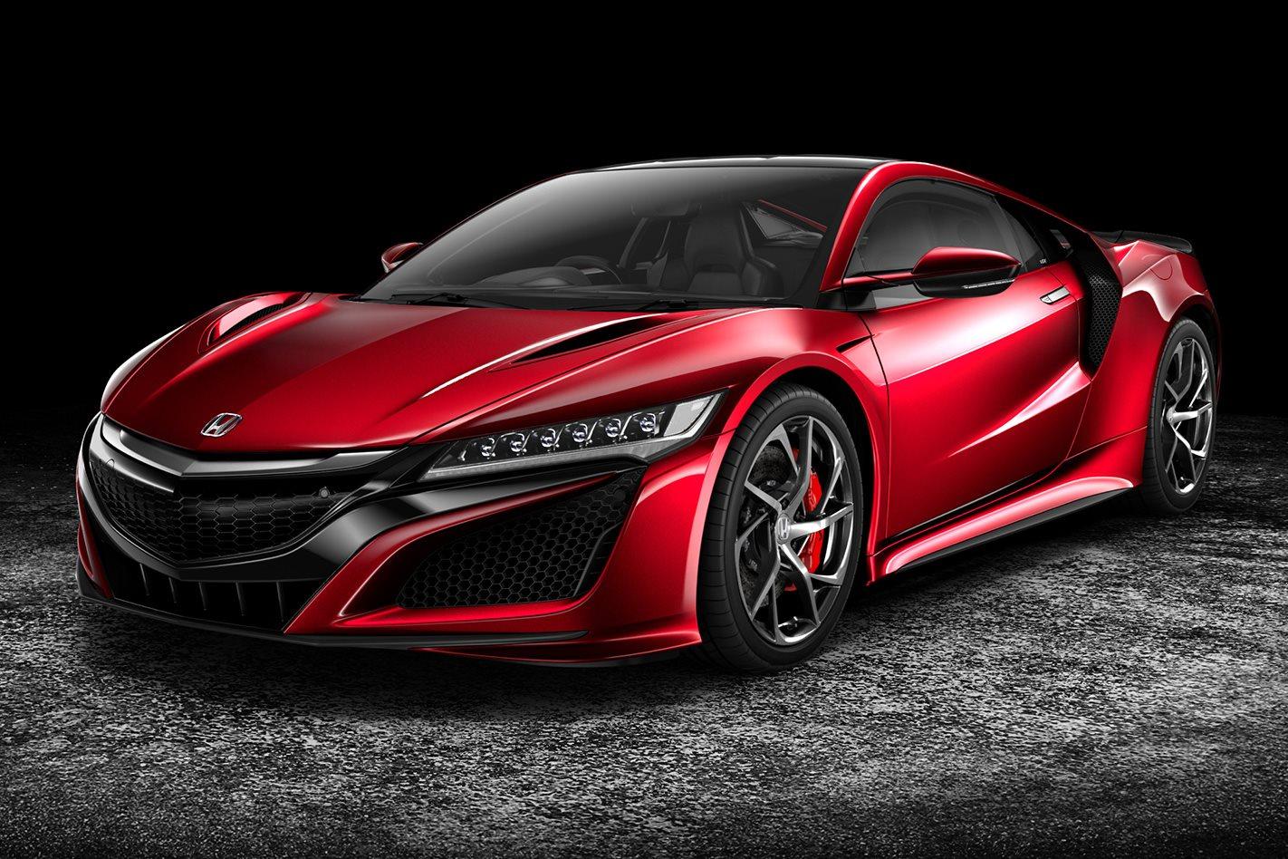 2016 Honda NSX hybrid supercar to wear $420,000 price tag ...