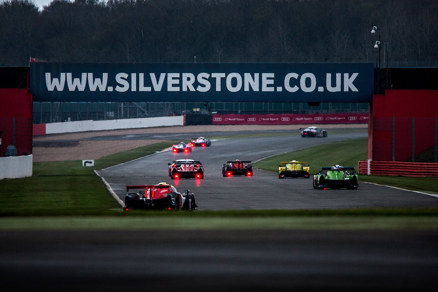 Silverstone F1 track sale blocked by Porsche