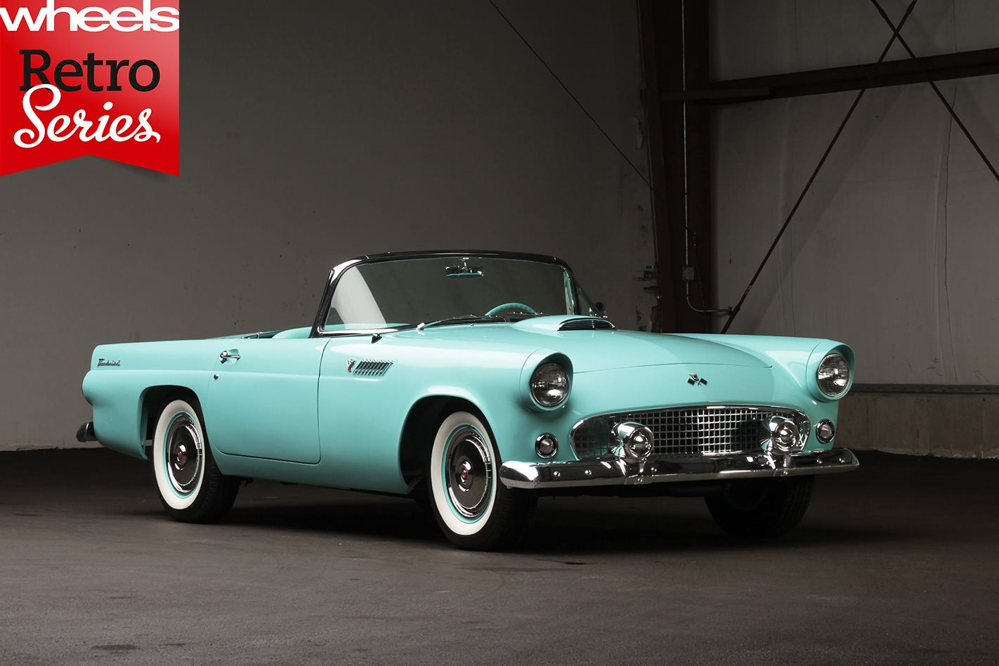 1954 Ford Thunderbird Retro Series Cars For Sale
