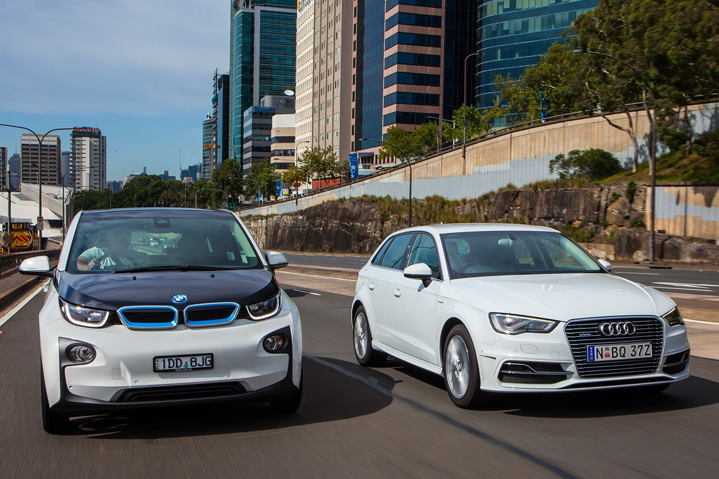 Audi A3 Etron Vs Bmw I3 Comparison Review