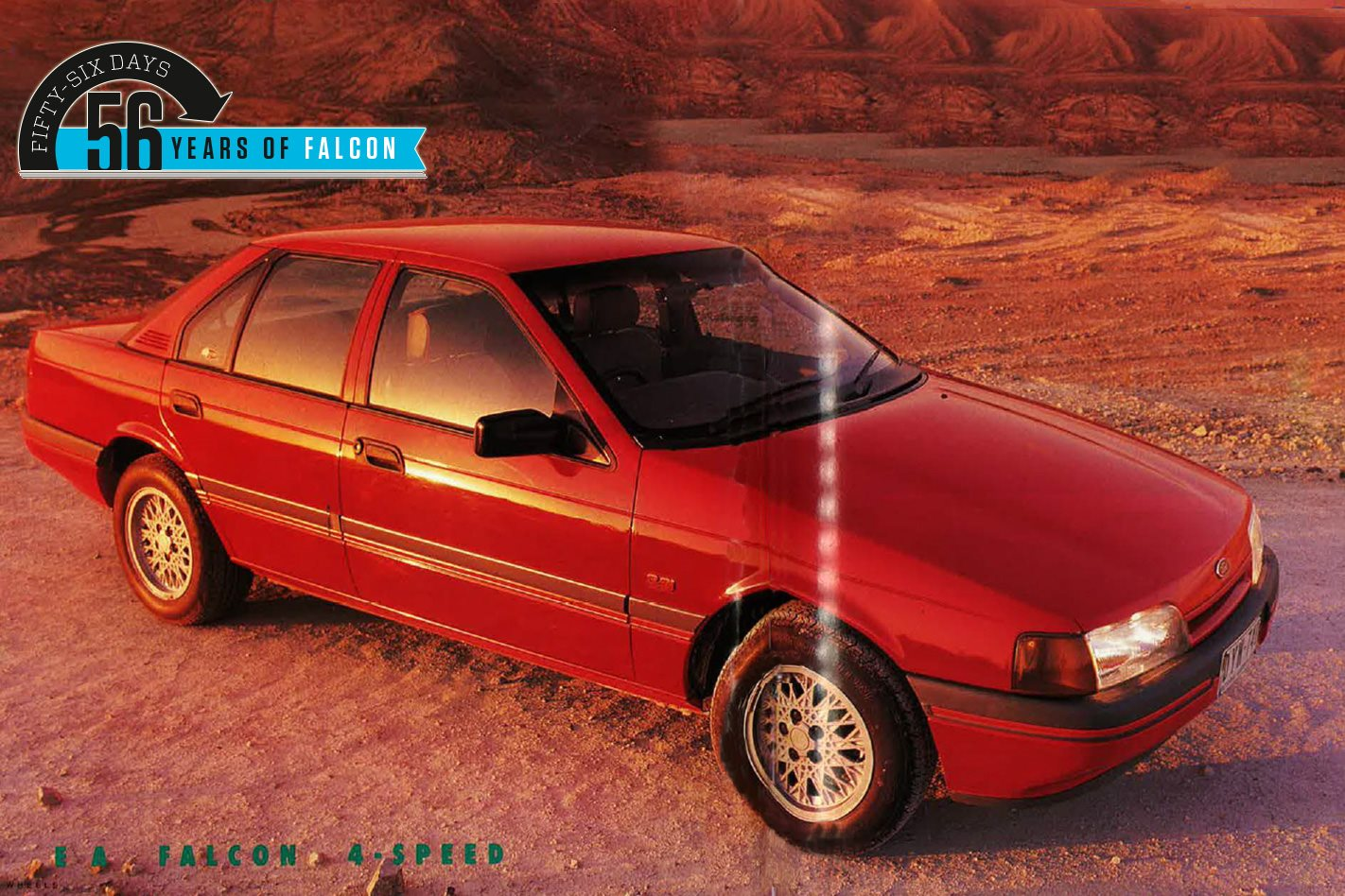 1989 Ford Falcon Ea Series Ii Review