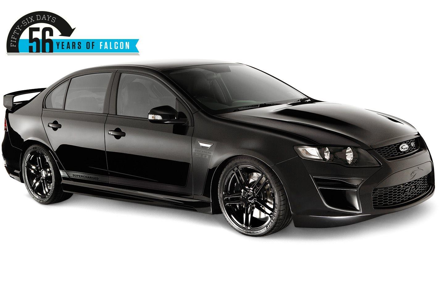 2011 Ford Falcon Fg Fpv Gt Concept