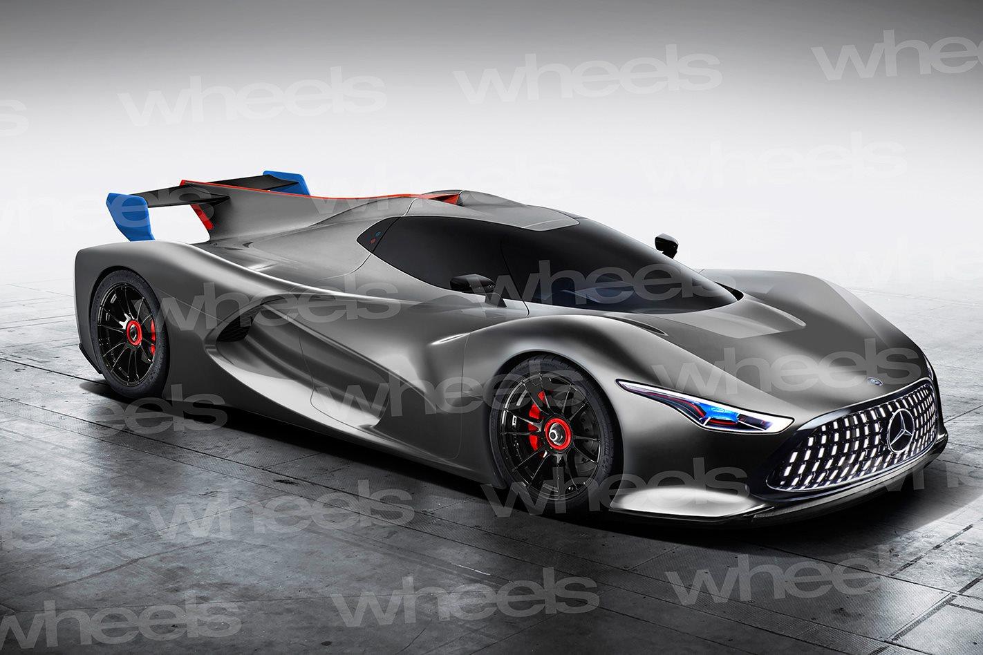 2016 Paris Motor Show Mercedes Amg Confirms F1 Hypercar