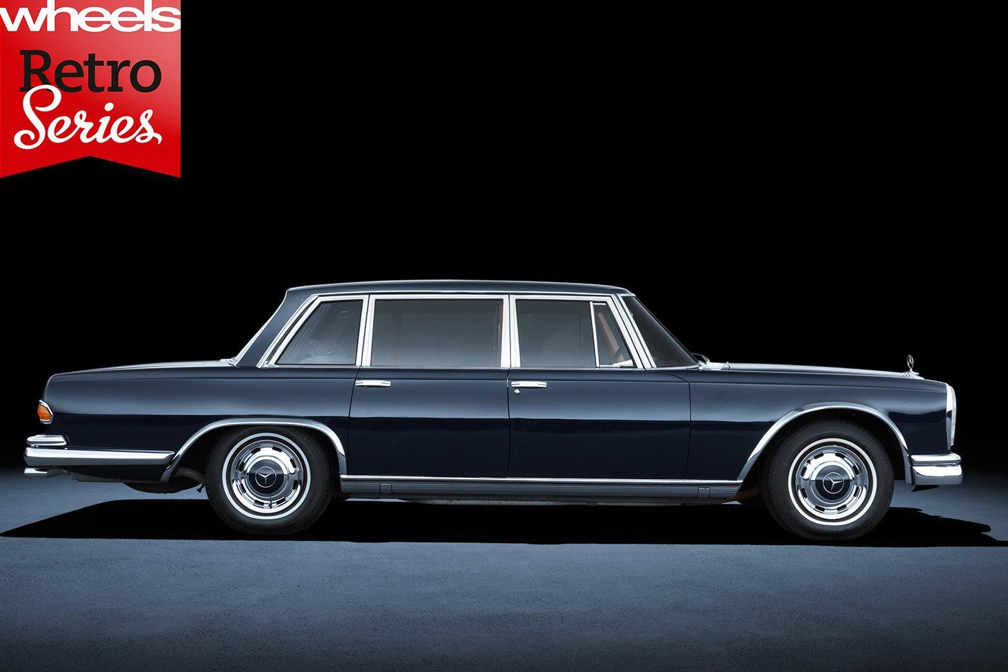 1964 mercedes benz 600 grosser. Black Bedroom Furniture Sets. Home Design Ideas